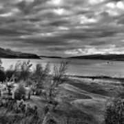 Inland Sea At Skye Art Print