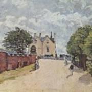Inn At East Molesey Art Print