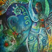 Inner Goddess By Reina Cottier Art Print