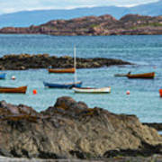 Inner Hebrides Transportaion Art Print