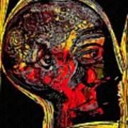 Inner Man Art Print by Sarah Loft
