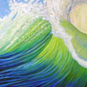 Inner Ocean - Exaltation Art Print