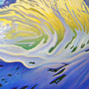 Inner Ocean - Joy Art Print