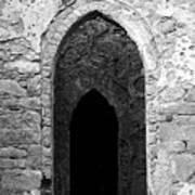 Inner Sanctum Fuerty Church Roscommon Ireland Art Print
