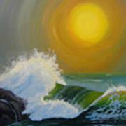 Inner Tide Art Print