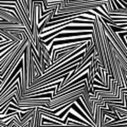Inner Undulations Art Print
