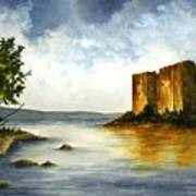 Innischonnel Castle Art Print