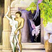 Innner Sanctum Art Print