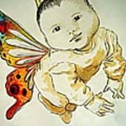 Innocence Art Print by Paulo Zerbato