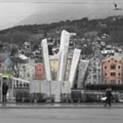 Innsbruck Art Art Print