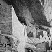 Inside Cliff Palace #2 Art Print