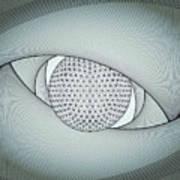 Inside The Eye Art Print