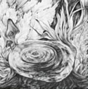Inside The Forest Art Print