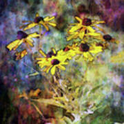 Intense Yellow 3227 Idp_2 Art Print