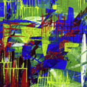 Intensity II Art Print