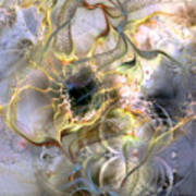 Interconnectedness Of Life Art Print