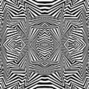 Interlinking Everything Art Print