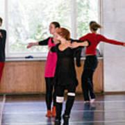 International Summer Dance School  Art Print