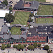 International Tennis Hall Of Fame 194 Bellevue Ave Newport Ri 02840 3586 Print by Duncan Pearson