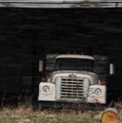 International Truck Art Print
