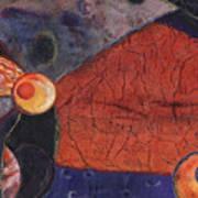 Interplanetary 2 Art Print