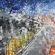 Interstate 495 Capital Beltway 201765 Art Print