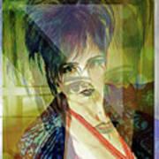 Intervening Hallucination Art Print
