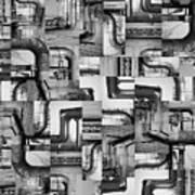 Intestins Art Print