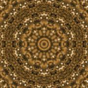 Into A Golden Basket Art Print
