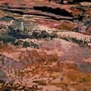 Into Fantasy Landscapes Art Print