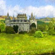 Inveraray Castle A600000993 Art Print