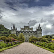 Inveray Castle Art Print