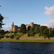 Inverness Castle Art Print
