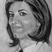 Ioanna Art Print by Kostas Koutsoukanidis