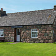 Iona Gallery And Pottery Art Print