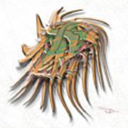 Iraiviona Art Print