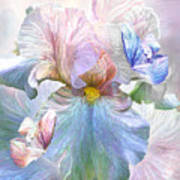 Iris - Goddess Of Serenity Art Print