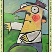 Irish Blessing Poster Art Print