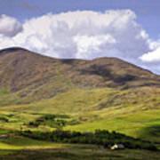 Irish Countryside Art Print