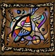 Irish Golden Age #1 - Sailing To Byzantium Art Print
