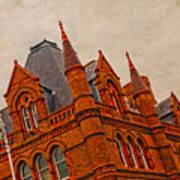 Irish Heritage 3 Art Print