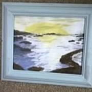 Irish Sea Art Print
