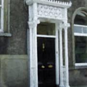 Irish Solicitors Door Art Print