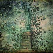 Is Liberty In Danger? Art Print