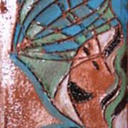 Is That My Hat Tile Art Print