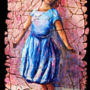 Isadora Duncan - 2 Art Print