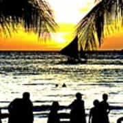 Isla De Boracay Art Print