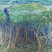 island 8, Dream Lullaby Art Print