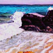 Island Cruise Art Print