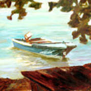 Island Hopper Art Print